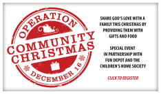 Operation: Community Christmas