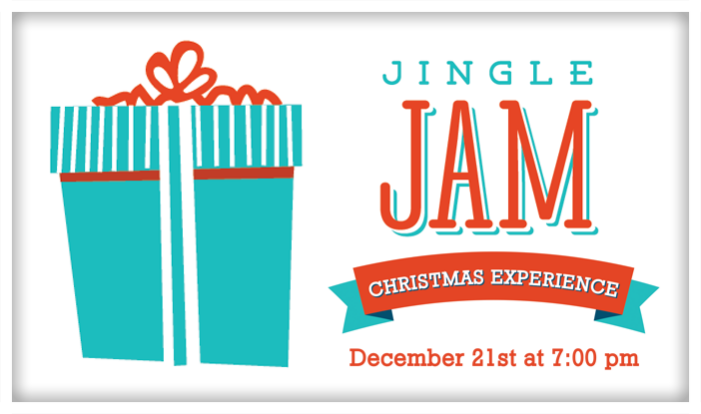 Jingle Jam Christmas Experience - Dec 21 2014 7:00 PM