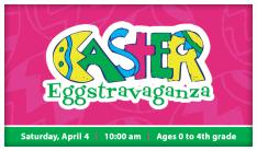 Children's Easter Egg Hunt - Apr 4 2015 10:00 AM