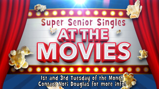 Super Senior Singles at the Movies