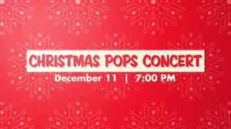 Christmas Pops Concert