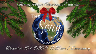 Christmas Cantata - 9:30 & 11:15