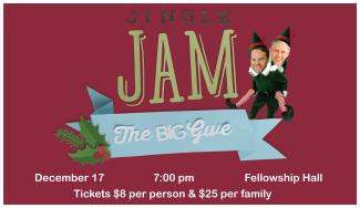 Jingle Jam Christmas Experience