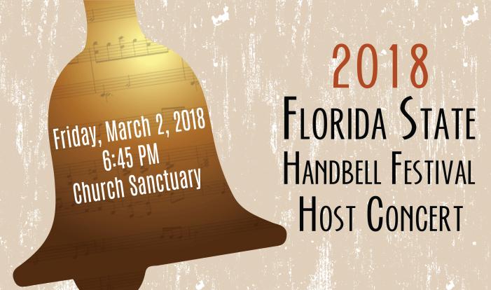 Florida State Handbell Festival Host Concert - Mar 2 2018 6:45 PM